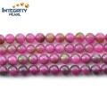 6 8 10 12мм Синтетический смешанный цвет Арбуз Турмалин Стоун