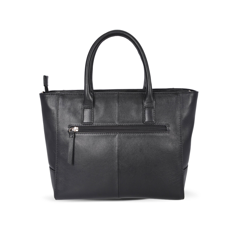 Real Genuine Cow Leather Women Tote Purses Handbags