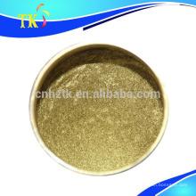 Pó de bronze de cobre do ouro para a pintura, tinta, revestimento