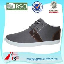 Китай завод OEM самые дешевые холст обувь