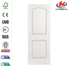 30 polegadas x 80 polegadas Bom Liso 2-Painel Sólido Primado Composto Interior Porta Laje
