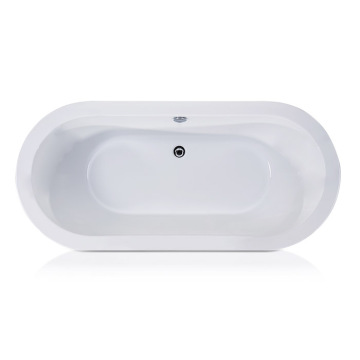 Bästa Oval Stand Alone Soak Tub