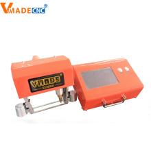 Dot peen portable metal spare parts marking machine