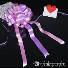 Gift Wrap Wedding Car Decoration Ribbon Pull Bows