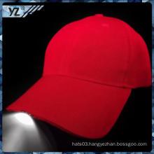 Trade Assurance custom classics custom light LED hat with high quality