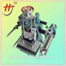 HH-110N Haute économie mécanique portable machine d'estampage à chaud