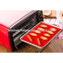 Elegante resistente ao calor OEM Non-stick Silicone Baking Mat