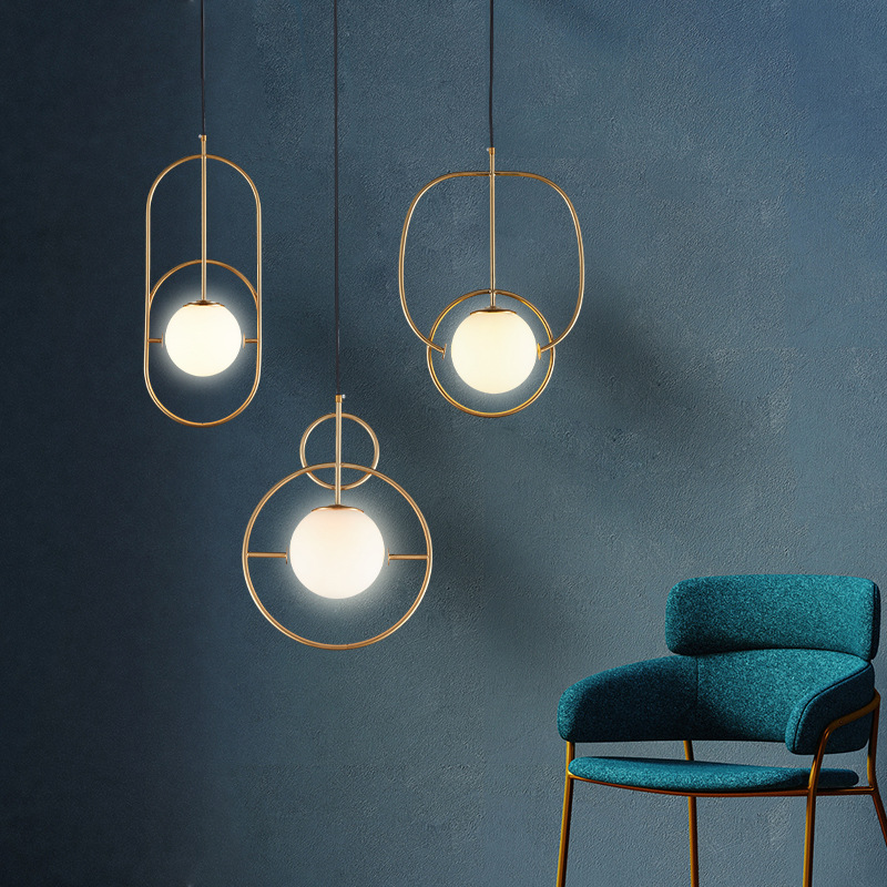 Applicantion Wide Pendant Light