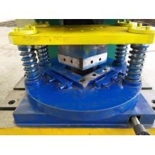 Máquina de entalhe de aço de ferro angular