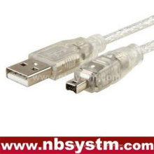 3x 6 '1.8m USB 2.0 zu IEEE 1394 4pin FireWire DV Kabel
