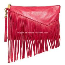 New Arrival Fashion Tassel Detail Clutch Bag (ZXS0003)
