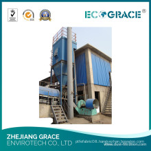 Aluminium Melting Furnace Dust Collector (DMC 601)