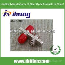 Adaptador de fibra óptica FC duplex