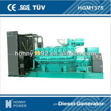 1250KVA Googol 60Hz power generation, HGM1375, 1800RPM