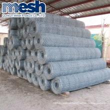Hexagonal Wire Gabion Netting for Stone Wall