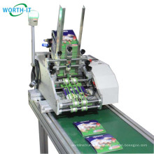 Automatic Labeling Feeder Paging distribute Conveyor Machine Friction Paging Machine