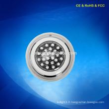 RGB ip68 a conduit des lumières de piscine 12v 18w / 24w / 54w led éclairage de piscine