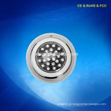 RGB ip68 levou piscina luzes 12v 18w / 24w / 54w levou piscina iluminação