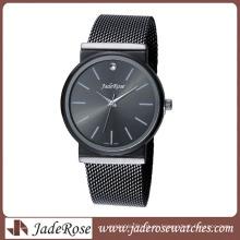 Reloj de aleación de alta calidad reloj de negocios simple de los hombres