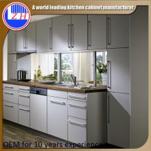 2015 Hot Sale Kitchen Cabinet Simple Design (zhuv)