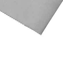Cold water soluble nonwoven fabric soluble interlining