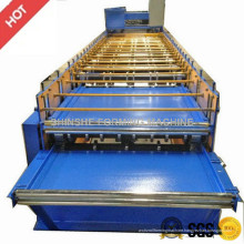 International Quality Metal Roofing and Wall Panel Machines