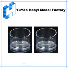 PP Injection Molded Plastic Parts