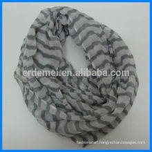 Wonderful printed voile lady pashmina scarf