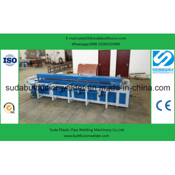 *3000mm Automatic Plastic Sheet Butt Fusion Welding Machine