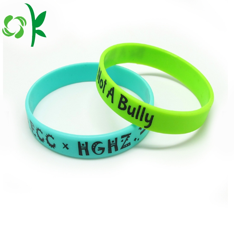 Silicone Printed Bands