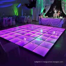 Éclairage de piste de danse portable LED programmable