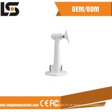 Suporte e conexão da câmara de segurança do CCTV PTZ da liga de alumínio