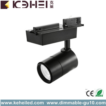 Black Adjustable 30W LED Track Lights for Project