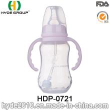 2016 Customized Plastic BPA Free PP Baby Feeding Bottle (HDP-0721)