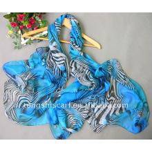 fashion Chiffon scarf