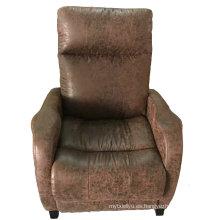 Única silla de cuero para muebles de Club (K11)