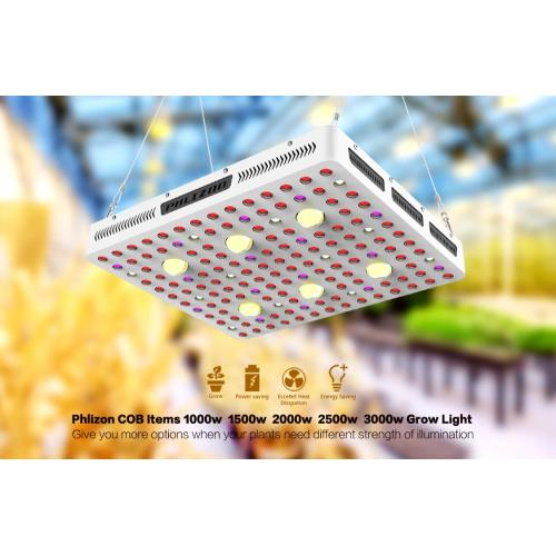 Grow Light para jardinería interior en stock EE. UU.