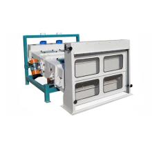 Crivo vibratório Tqlz100 de limpeza de grãos de alta eficiência