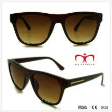Plastic Men′s Sunglasses with Metal Decoration (WSP508290)