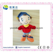 Nice Best Quality Cartoon Character Plush Noddy Stuffed Doll