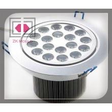 LED Lámpara de compartimiento para el hogar Disipador de calor