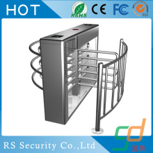 Hotell Single Side Half Height Turnstile Mechanism