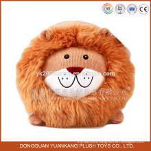 wholesale OEM customized stuffed animal toys, Lion animal toys made in china
