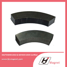 Stong Customized Arc AlNiCo Magnet with High Quality Manufacuring Process From China Factory