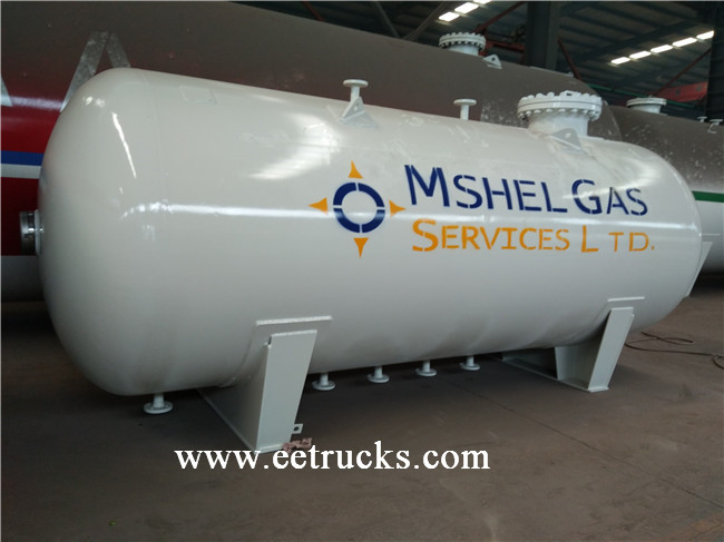 20 CBM LPG Storage Tanks