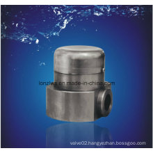 High-Temperature-Pressure Steam Trap