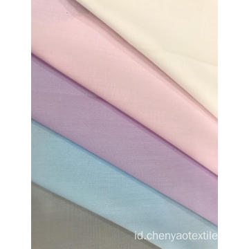 45s * 45s 60/40 110 * 76 CVC Plain Dyed Fabric