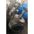 DBB-Absperrventil aus Stahlguss