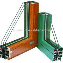 POWDER COATED aluminium profile FOR WINDOWS