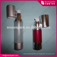 Frasco de bomba de espuma de plástico e frasco airless de 50ml